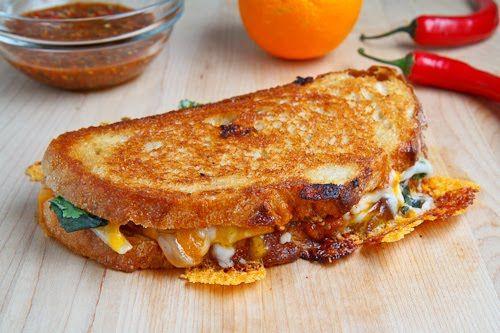 Cheese Sanwich