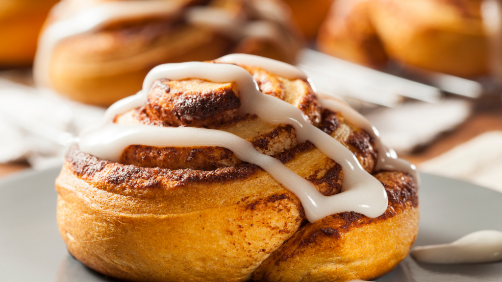 Cinnamon Rolls Ingridients