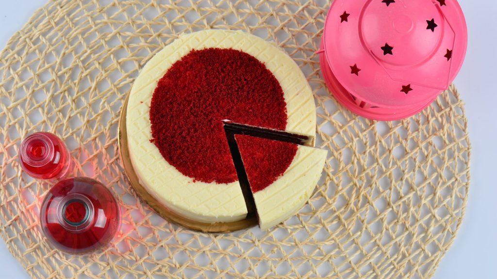 Steps To Follow Red Velvet Cake