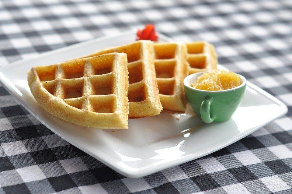 Waffles And Slush