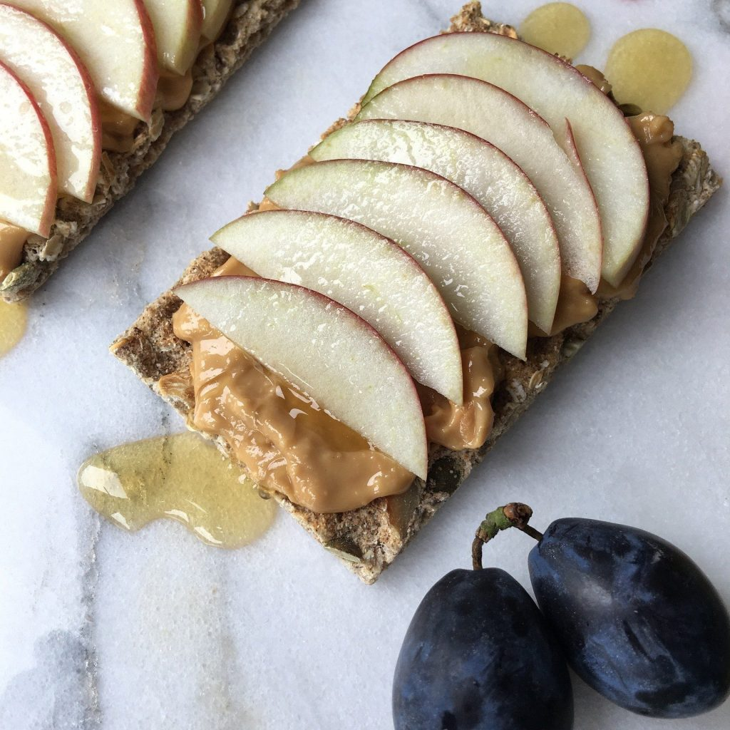 Apple And Peanut Butter