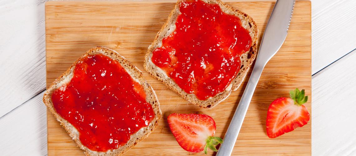 Delicious Strawberry Jam Recipe
