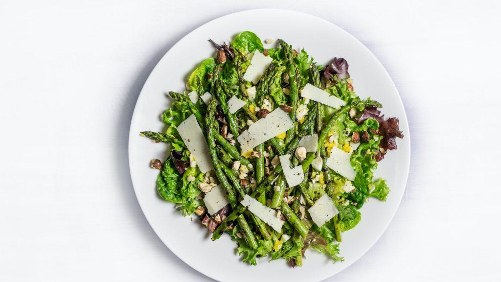 Is A Garden Salad Healthy