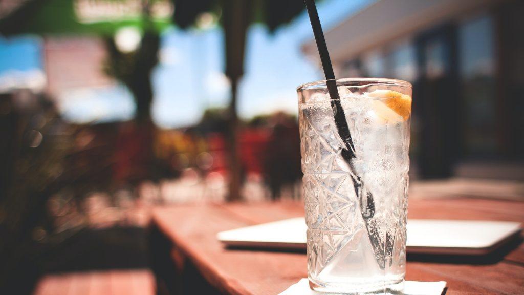 Lemonade And Gin