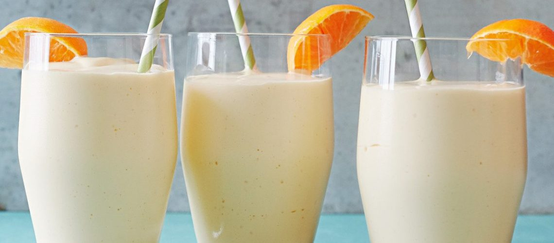 Refreshing Orange Julius Recipe