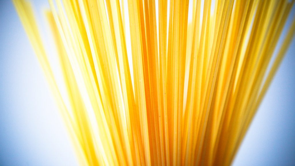 Whole Wheat Pasta In Tomato Sauce