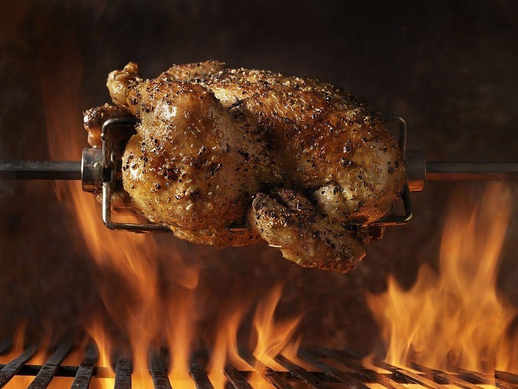 Grilled Turkey Day 14