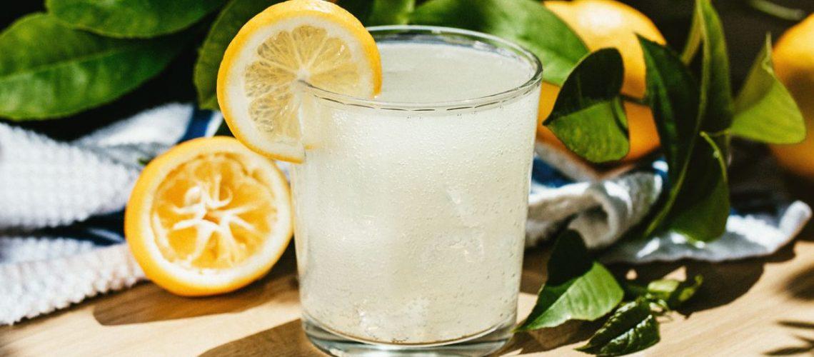 London Lemonade Cocktail