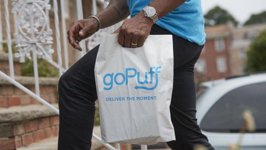 Gopuff Job