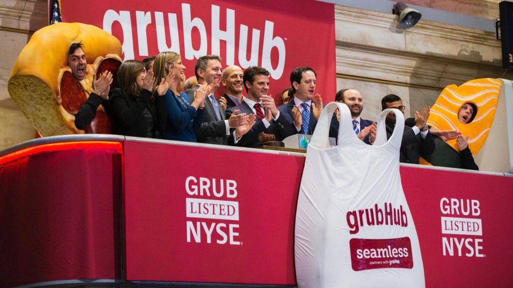 Grubhub Job