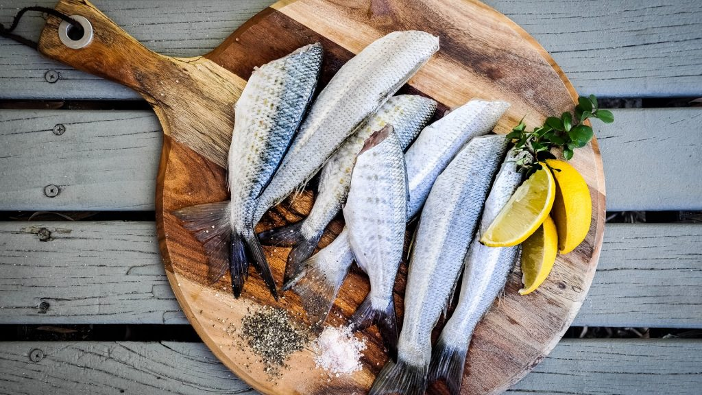 Healthy Foods In The Usa Oily Fish