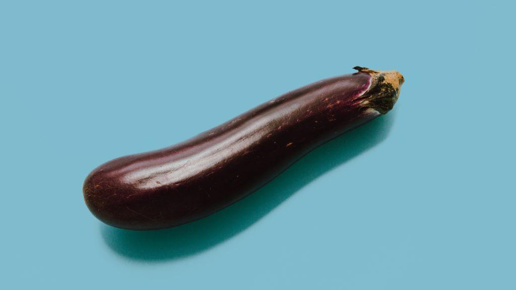 Eggplant with Chickpeas
