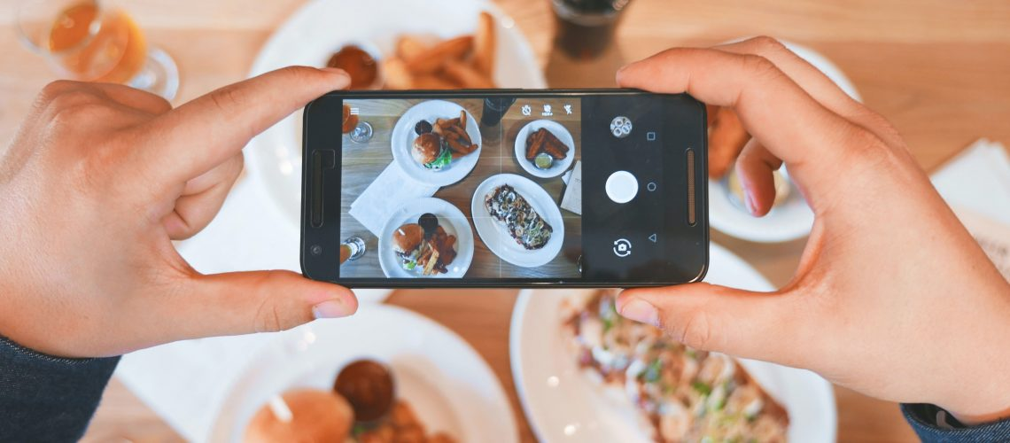 How to promote a food blog on Instagram?