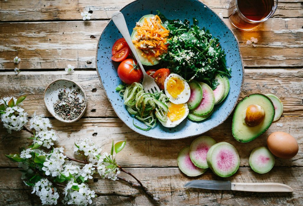 The quality of nutrition