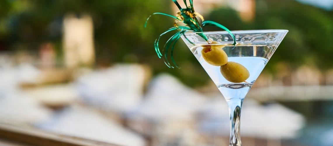 Dirty Martini Cocktail Recipe