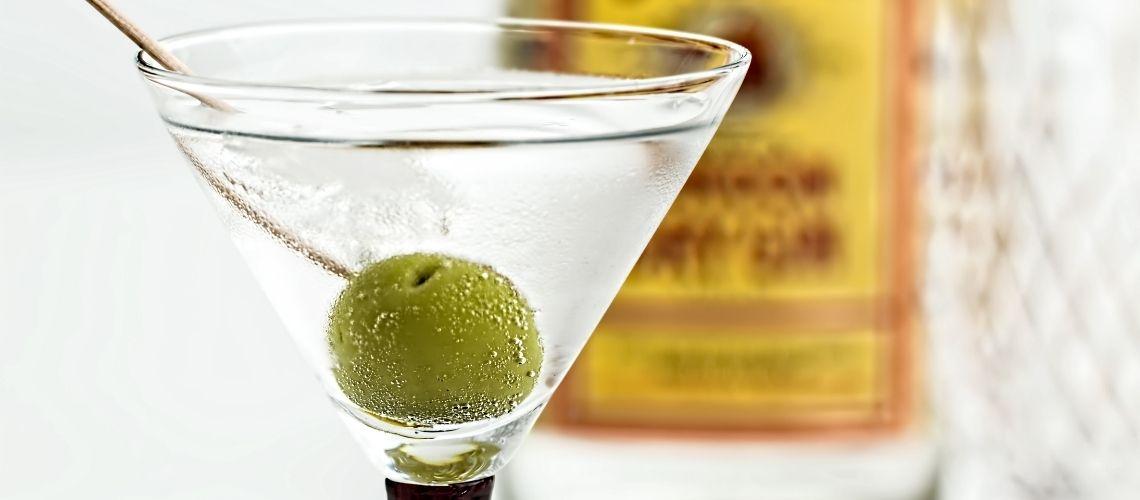 Martini Dry Cocktail Recipe