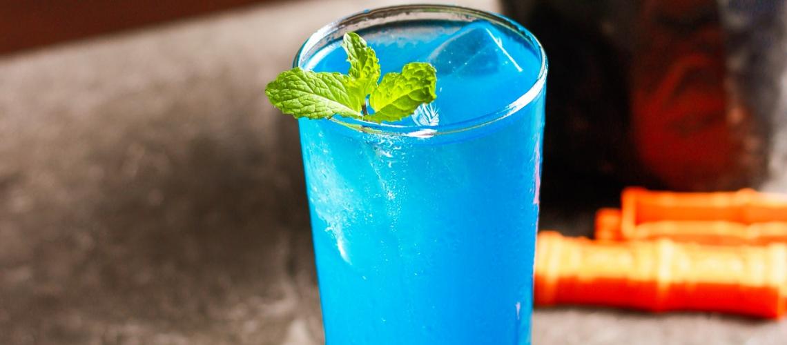 Blue Hawaii Recipe