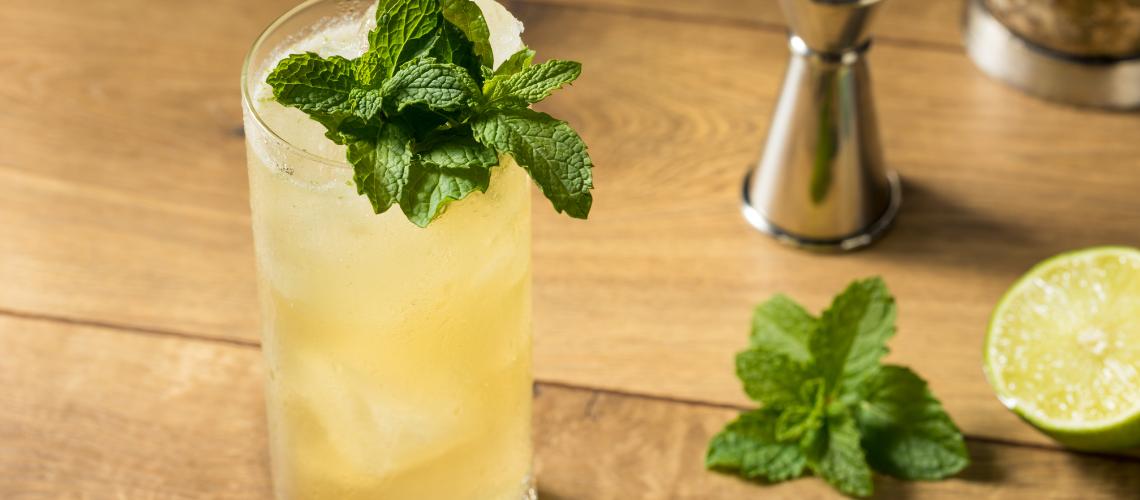 Gin Mule Recipe