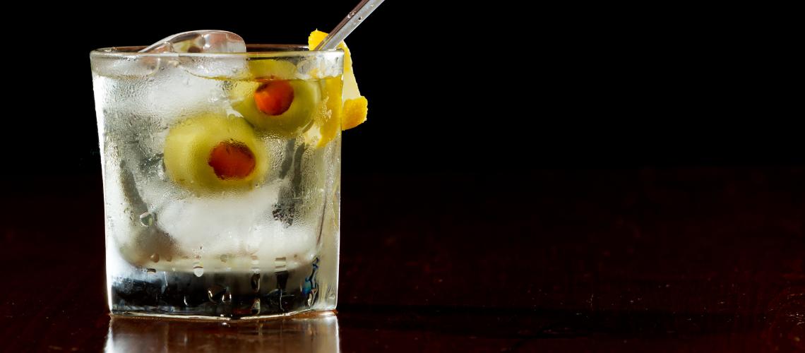 Grey Goose Classic Martini Recipe
