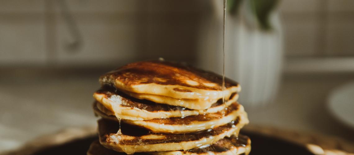 Ham Potato Pancakes recipe