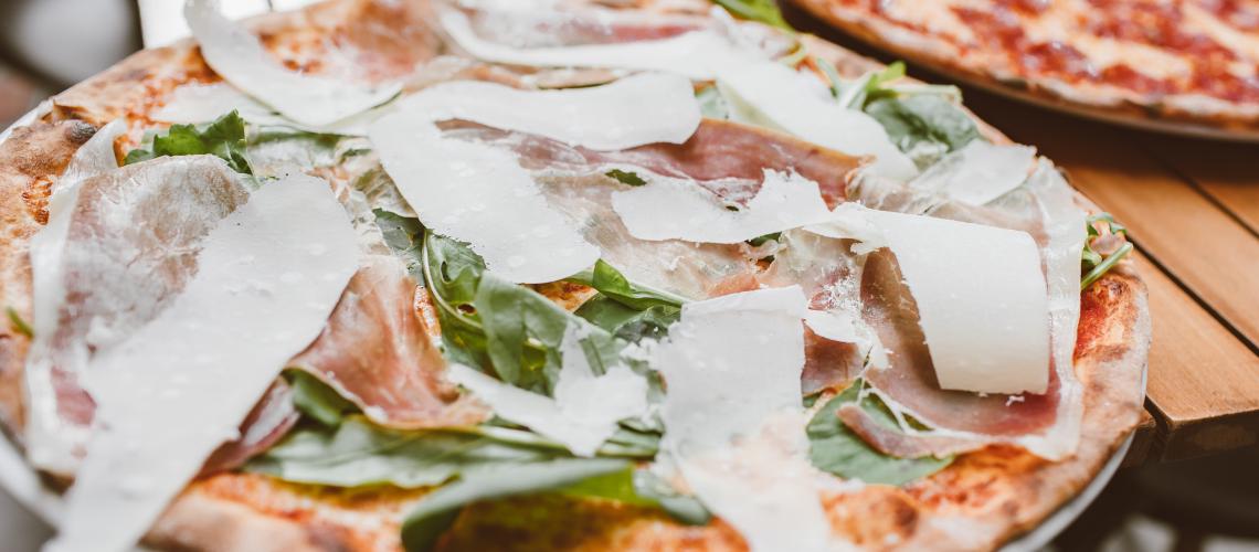 Ham and bacon potato wedges recipe