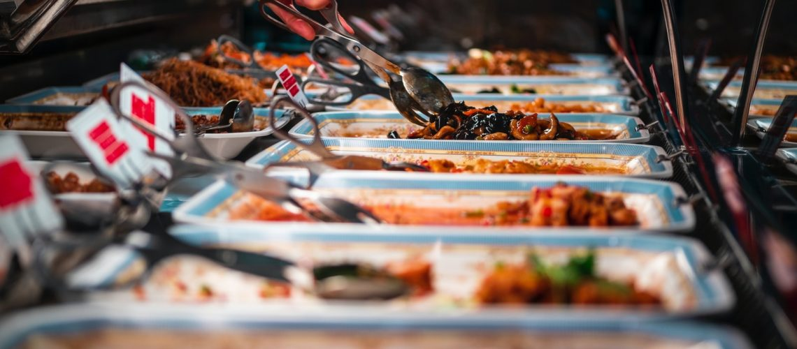 Has The COVID-19 Pandemic Killed Buffets?