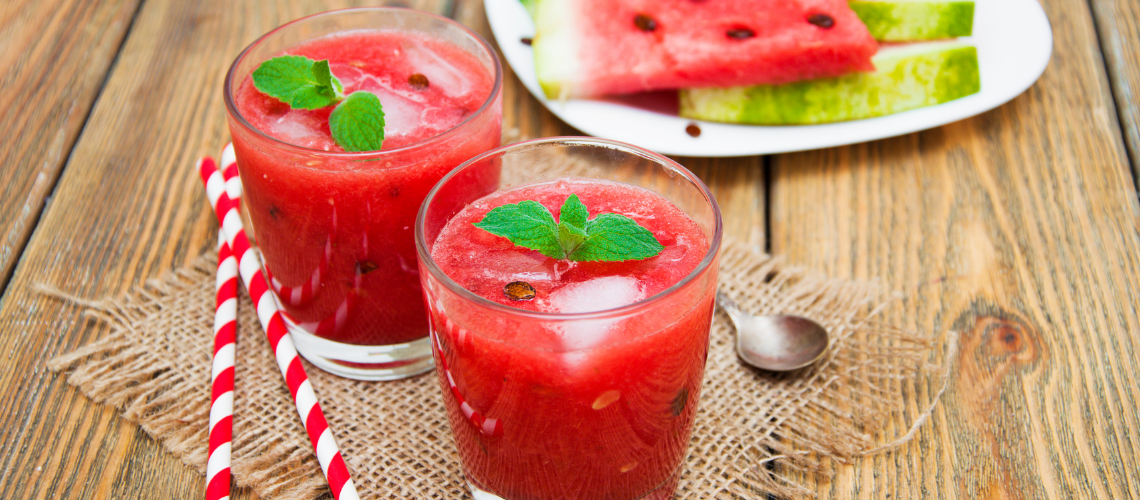 Sparkling Watermelon Punch Recipe