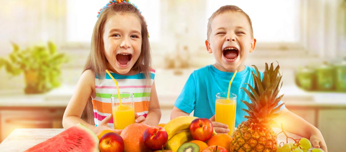 Canadian Kids' Eating Habits
